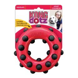 Kong Gioco Dotz Circle Anello in gomma