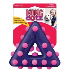 Kong gioco in gomma Triangolo Dotz Small