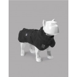 United Pets Easy Rain - Impermeabile - Nero