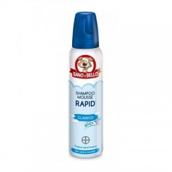 Bayer Sano e Bello Rapid Shampoo Secco Mousse Classic 300ml