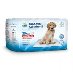 Bayer Pet Casa Clean Tappetini Multipack 60x60 - 30pezzi