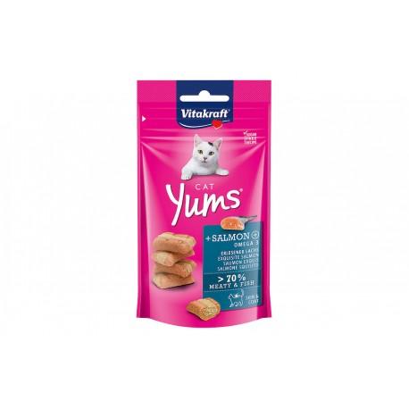 Vitakraft Yums Salmone 400 G.