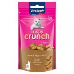 Vitakraft Cat Crispy Crunch Snack con Ripieno al Malto 60g
