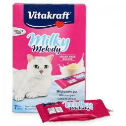 Vitakraft Milky Melody crema al latte gatto 6 pezzi