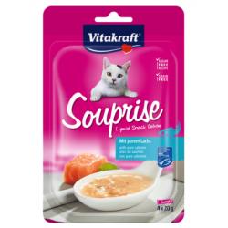 Souprice Liquid Snack Salm.(4x20 Gr)