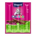 Vitakraft Cat Stick Mini Pollo e Erba Gatta 18g