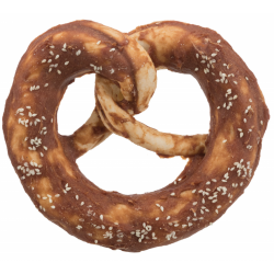 Trixie Denta Fun Duck Pretzels Gluten Free