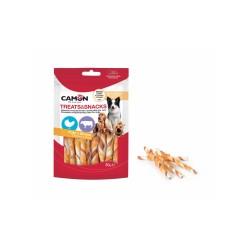 Camon Chicken Wrap Snack di Pollo, Bovino e Suino Gluten Free80g