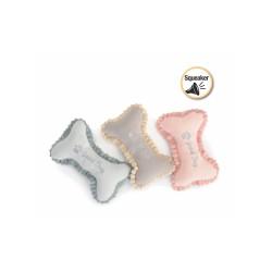Camon Gioco Osso con squeaker in Tessuto 19cm