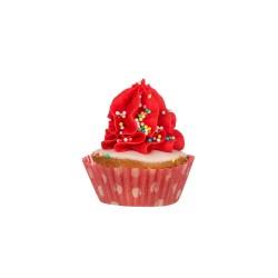 Dolcimpronte Xmas Cupcake 46 G Rosso