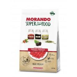 Morando SUPER FOOD Adult Medium Manzo GRAIN FREE