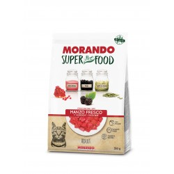 Morando SUPER FOOD Cat Adult Manzo GRAIN FREE