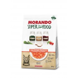 Morando SUPER FOOD Cat Adult Salmone GRAIN FREE