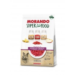 Morando SUPER FOOD Cat Sterilizzato Agnello GRAIN FREE