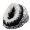 Monou Igloo 35*26*41 Cm Leopardo