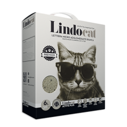 LindoCat Active Plus 6Lt