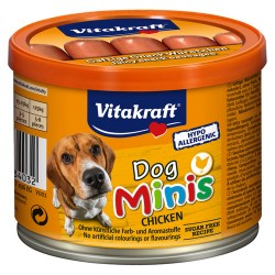 Vitakraft Dog Minis Pollo