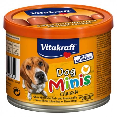 Snack Dog Mini Pollo