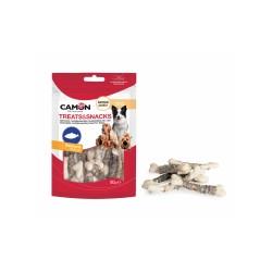 Camon Snack Osso rivestito con Pelle di Salmone 80g