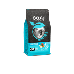 Oasy Cat Grain Free Kitten Fish