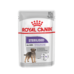 Royal Canin Dog Adult Sterilized 85g