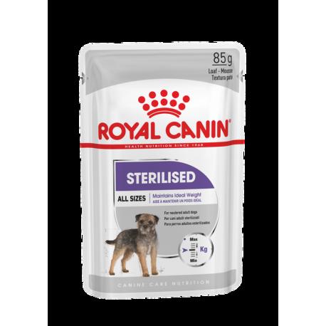 Royal Dog Buste Sterilizz.pate' 85 G