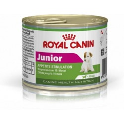 Royal Canin Dog Junior Mini Mousse 195g