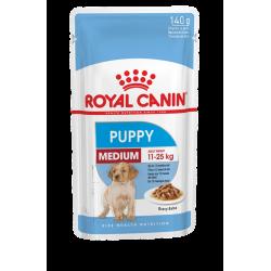 Royal Canin Dog Puppy Medium 140g