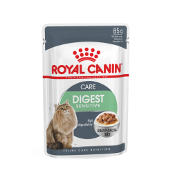 Royal Canin Cat Adult Digest Care Sensitive Gravy (in salsa) 85g