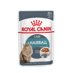 Royal Canin Cat Adult Hairball Care Gravy (in salsa) 85g