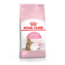 Royal Canin Cat SECOND AGE Kitten Sterilised