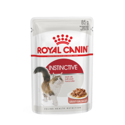 Royal Canin Cat Adult Instinctive Gravy (in salsa) 85g