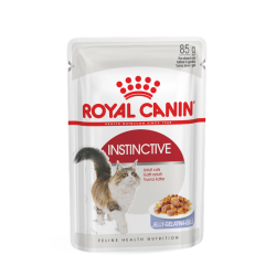 Royal Canin Cat Adult Instinctive Jelly (in gelatina) 85g