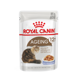 Royal Canin Cat Adult Ageing +12 Jelly (in gelatina) 85g