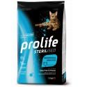 Prolife Cat Sterilised GRAIN FREE Sensistive Adult Sole Fish & Potate