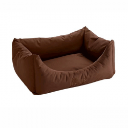 Dog Sofa'gent.antibact 60x45 Marrone