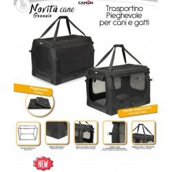 Camon Trasportino Explorer Pieghevole - Nero