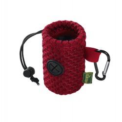 Hunter Bag Hilo Dispenser per Sacchetti -  Rosso