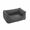 Dog Sofa' Gent.antibact.60x45 Grigio
