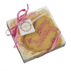 Dolci Impronte Country CompleCuore - Rosa