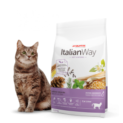 ItalianWay Lettiera Soft & Natural 1+1GRATIS