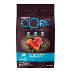Wellness CORE Adult Medium/Large Breed - Ocean Salmone e Tonno
