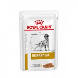 Royal Canin Vet Dog Urinary S/O - Buste 100g