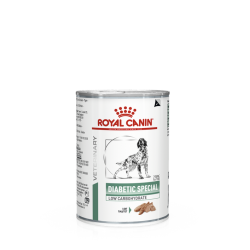 Royal Canin Vet Dog Diabetic Special Low Carbohydrate - 410g