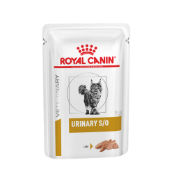 Royal Canin Vet Cat Urinary S/O Patè - Buste 85g