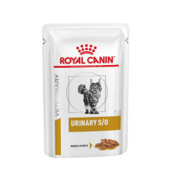 Royal Canin Vet Cat Urinary S/O Bocconcini - Buste 85g