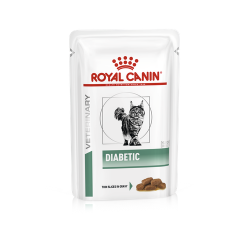 Royal Canin Vet Cat Diabetic - Buste 100g