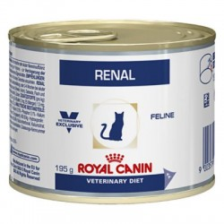 Royal Canin Vet Cat Renal - 195g