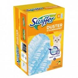 Swiffer Duster Staubmagnet Pet Ricarica - 8 Piumini - Agrumi