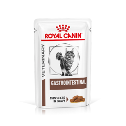 Royal Canin Vet Cat Gastro Intestinal - Buste 100g